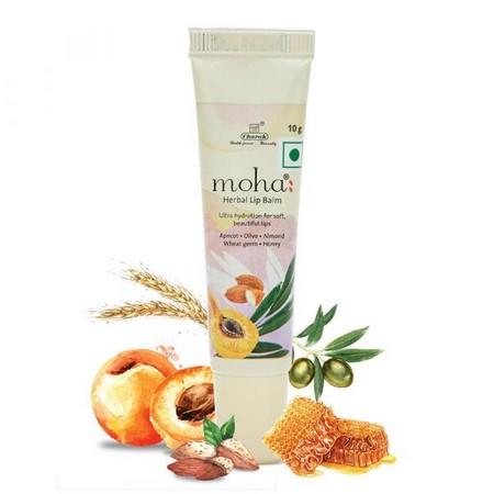 Charak Pharma Moha Herbal Lip Balm