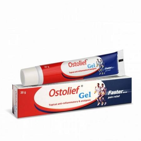 Charak Pharma Ostolief Gel