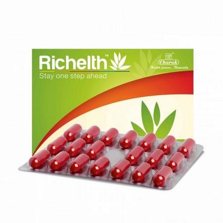 Charak Pharma Richelth Capsules