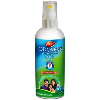 Dabur Advanced Odomos Naturals Mosquito Repellent Spray