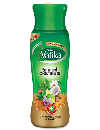 Dabur Vatika Premium Coconut Hair Oil