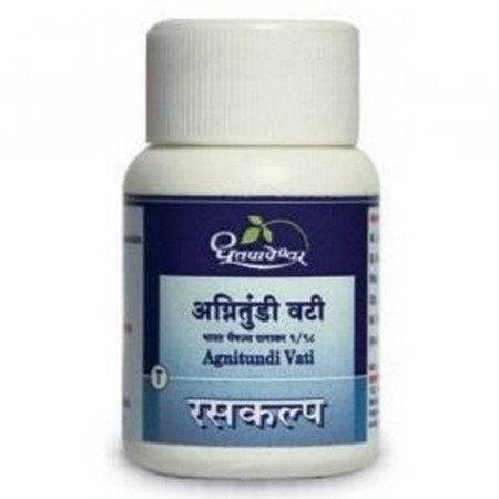 Dhootapapeshwar Agnitundi Vati