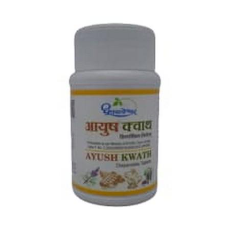 Dhootapapeshwar Ayush Kwath Dispersible Tablet