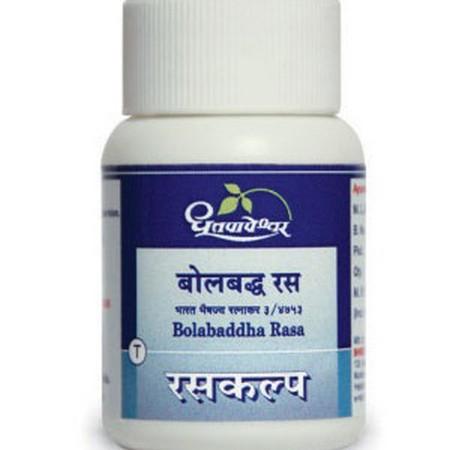 Dhootapapeshwar Bolabaddha Rasa