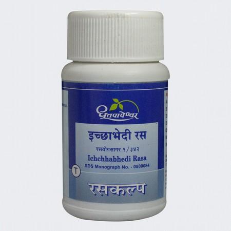 Dhootapapeshwar Ichchhabhedi Rasa