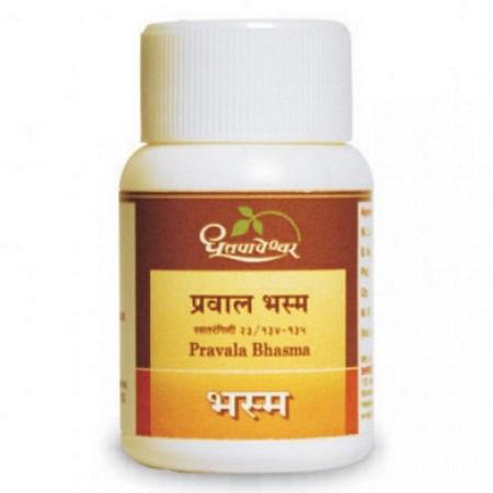 Dhootapapeshwar Praval Bhasma