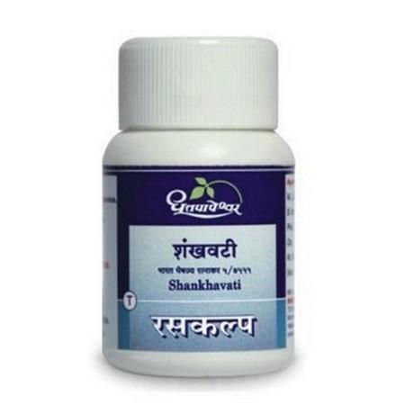 Dhootapapeshwar Shankh Vati