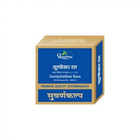 Dhootapapeshwar Sootashekhar Rasa Premium