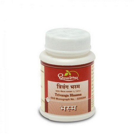 Dhootapapeshwar Trivang Bhasma
