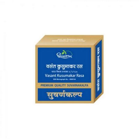 Dhootapapeshwar Vasant Kusumakar Ras Premium