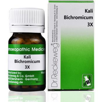 Dr. Reckeweg Kali Bichromicum 3X