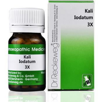 Dr. Reckeweg Kali Iodatum 3X