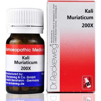 Dr. Reckeweg Kali Muriaticum 200X