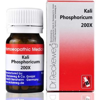 Dr. Reckeweg Kali Phosphoricum 200X