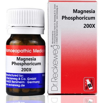 Dr. Reckeweg Magnesia Phosphoricum 200X