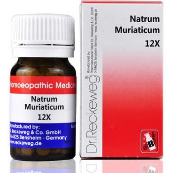 Dr. Reckeweg Natrum Muriaticum 12X
