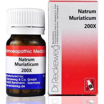 Dr. Reckeweg Natrum Muriaticum 200X