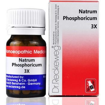 Dr. Reckeweg Natrum Phosphoricum 3X