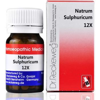Dr. Reckeweg Natrum Sulphuricum 12X