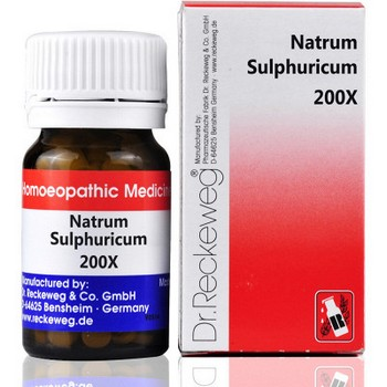 Dr. Reckeweg Natrum Sulphuricum 200X