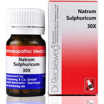 Dr. Reckeweg Natrum Sulphuricum 30X