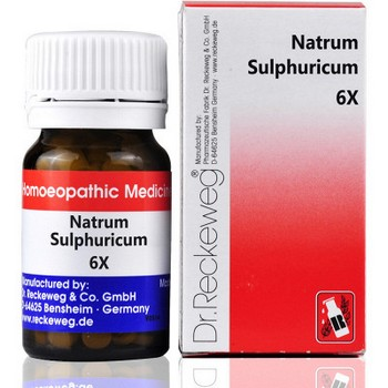 Dr. Reckeweg Natrum Sulphuricum 6X