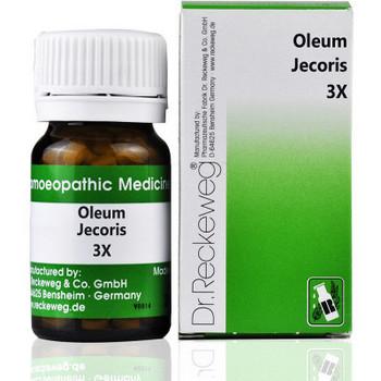 Dr. Reckeweg Oleum Jecoris 3X