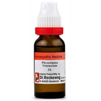 Dr. Reckeweg Physostigma Venenosum 3x Dilutions