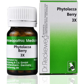 Dr. Reckeweg Phytolacca Berry 3X