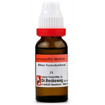 Dr. Reckeweg Rhus Toxicodendron 1M 3x Dilutions