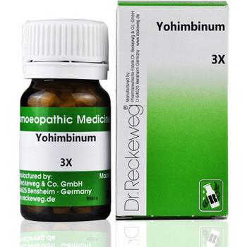 Dr. Reckeweg Yohimbinum 3X