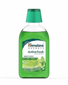 Himalaya Active Fresh Mouthwash