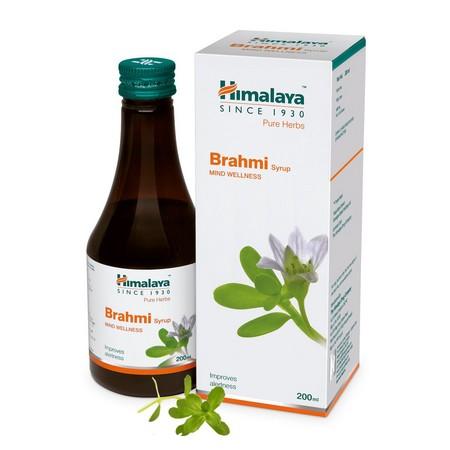 Himalaya Brami Syrup