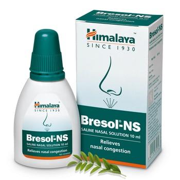 Himalaya Bresol NS Saline Nasal Solution