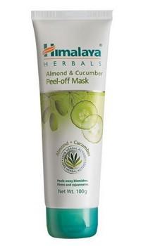 Himalaya Herbals Almond and Cucumber Peel-off Mask
