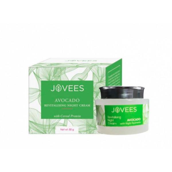 Jovees Avocado Revitalising Night Cream