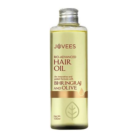 Jovees Bhringraj and Olive Hair Oil