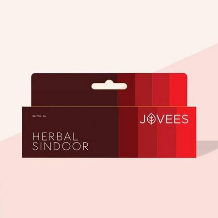 Jovees Herbal Sindoor Maroon 3 grams
