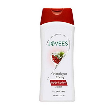 Jovees Himalayan Cherry Body Lotion with SPF