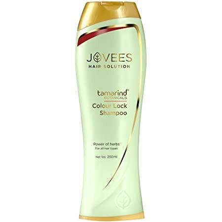 Jovees Tamarind Botanicals Colour Lock Shampoo