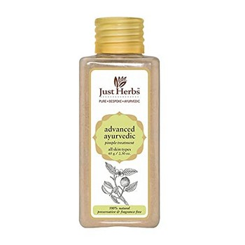 Just Herbs Advanced Ayurvedic Pimple Treatment Face Pack