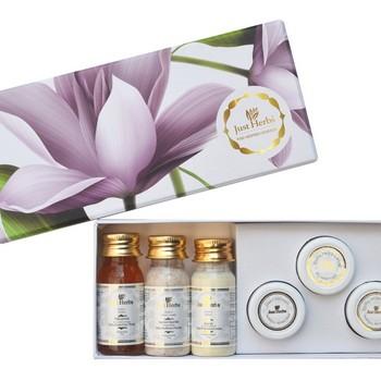 Just Herbs Facial Care Miniature Kit