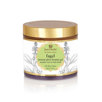 Just Herbs Fagel Instant Glow All Purpose Beauty Gel