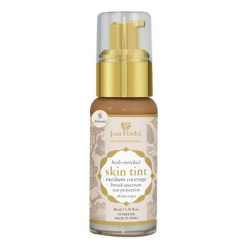 Just Herbs Herb Enriched Skin Tint Almond