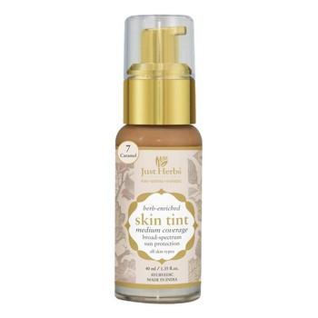 Just Herbs Herb Enriched Skin Tint Caramel
