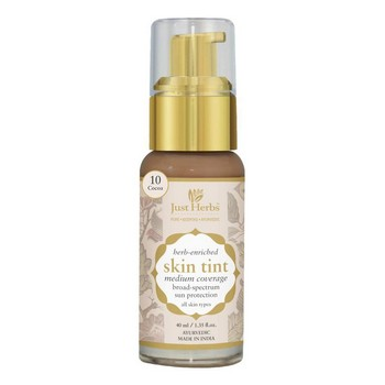 Just Herbs Herb Enriched Skin Tint Cocoa