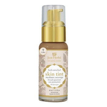 Just Herbs Herb Enriched Skin Tint Coffee