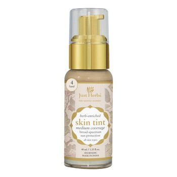 Just Herbs Herb Enriched Skin Tint Sand