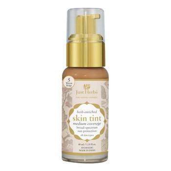 Just Herbs Herb Enriched Skin Tint Warm Beige