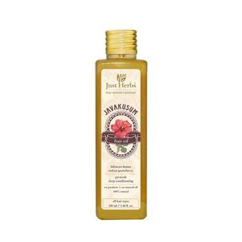 Just Herbs Javakusum Hair Oil